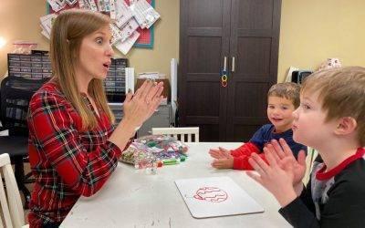Preschool Listening & Spoken Language Classroom
